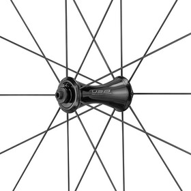 "CAMPAGNOLO Bora WTO 45 Wheel Set 28"" HG 8-11 Dark Label"